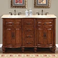 home decor cool double sink bathroom vanities and 55 inch vanity