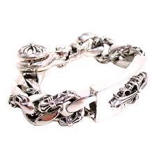 bracelet with hearts images Witusa rakuten global market chrome hearts bracelet floral jpg