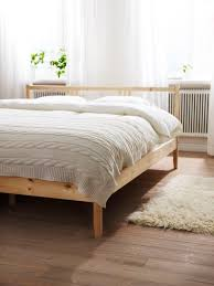 Solid Pine Bed Frame Best Ikea Bed Frame Solid Wood With Headboard 69 On Metal