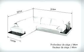 taille canapé dimension canape bz banquette lit 160 x 200 cm dunlopillo angle