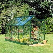 Palram Harmony Greenhouse B U0026q Metal 6x4 Toughened Safety Glass Greenhouse Departments