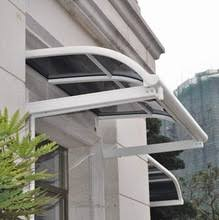 Aluminium Window Awnings Rain Protection For Windows Rain Protection For Windows Suppliers