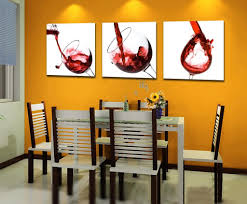 amazon com espritte art large red wine glasses picture painting