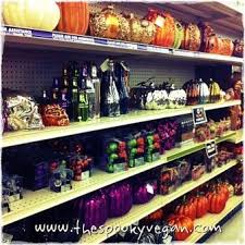 the spooky vegan items now at big lots stores