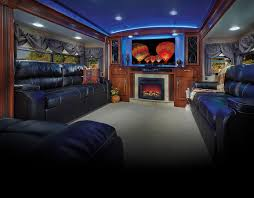 5th wheel with living room in front popular living rooms the latest trend in fifth wheels brings the