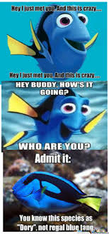 Dory Memes - can t wait for finding dory by one sock meme center