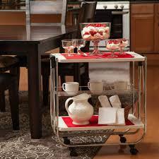 Patio Buffet Server by Serving Cart Folding Rolling Bar Buffet Server Kitchen Shelf Party