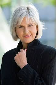 party hair style for aged women 28 best coupe femme mature images on pinterest hair cut grey