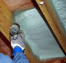 insulation spray foam insulation kansas city