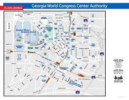 Okefenokee Swamp Map Gwcc Downtown Atlanta Map