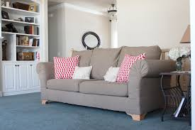 Picture Yourself In The Living Room by Do It Yourself Divas Diy Strip Fabric From A Couch And Reupholster It