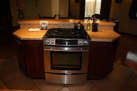 stove in kitchen crowdbuild for