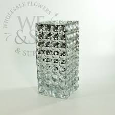 mercury glass urn vase mirrored and mercury wholesale flowers and supplies