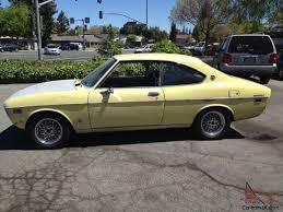 mazda deals canada mazda rx2 2 door 12a 5 speed stick capella rx3 rx4 rare car runs