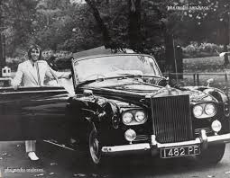 roll royce star lost star cars the bee gee u0027s maurice gibb u0027s silver cloud and