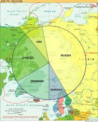 Map Of Alaska And Russia by Russia U0027s Arctic U0027sea Grab U0027 Metafilter