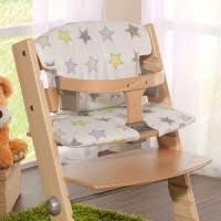 geuther chaise haute coussin étoiles pour chaise haute syt geuther pour enfant de 6 mois