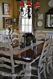 chair french country dining room furniture pine table and chairs