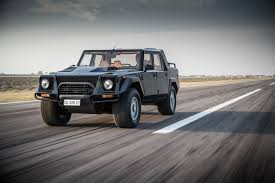 lamborghini looks back on lm002 two months before urus debuts 38