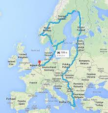 nijkerk netherlands map travel in the netherlands