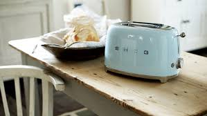 Colorful Toasters Smeg Launches Its Small Domestic Appliances In America Smeg Us