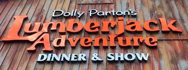 lumberjack adventure show pigeon forge tn