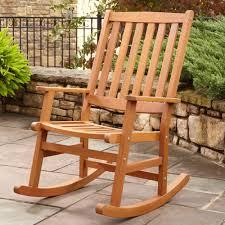 Outdoor Rocker Chair Wood Rocking Chair For Porch Joanne Teak Rocking Chair Nuna