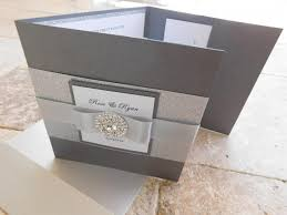 tri fold wedding invitations complete wedding invitation suite with 3 inserts and printed
