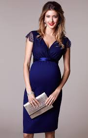 maternity dresses for a wedding rosa maternity dress indigo blue maternity wedding dresses