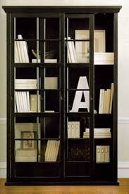 Bookshelves Glass Doors by Barrister Glass Door Oak Bookcase Glass Door Bookcase Glass
