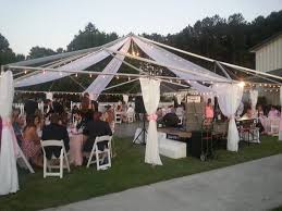 rent a wedding tent fairy tale tents party rentals tent rentals statesboro ga