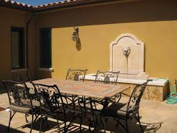 Mosaic Dining Room Table Stone U0026 Mosaic Tabletops Villa Terrazza Patio U0026 Home 707 933 8286