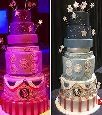 donald trump copies president obama u0027s inaugural cake u2014 see