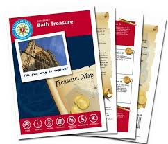 Armchair Treasure Hunts Visit Bath The Bath Treasure Trail