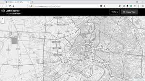 Leaflet Google Maps Add Mapping To Your Application With Leaflet Js U2022 Jerrie Pelser U0027s Blog