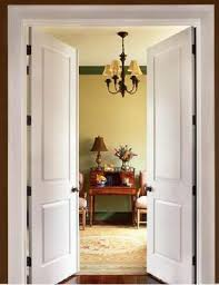 Solid Wood Interior French Doors Alluring Solid Interior French Doors With Mirror Doors Solid Wood