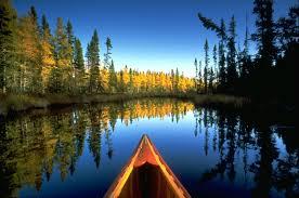 Minnesota national parks images Voyageurs national park canoe wilderness inquiry jpg