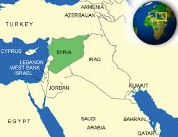 Damascus Syria Map by Syria Facts Culture Recipes Language Government Eating