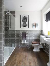 Bathroom White Porcelain Flooring Stainless by Best 25 Gray Tile Floors Ideas On Pinterest Wood Tiles Design