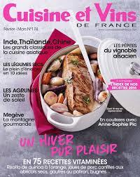 cuisine et vin cuisine et vins de n 174 du 05 janvier 2017 à télécharger