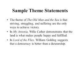 lord of the flies themes and messages theme definition of theme elements of theme how to find themes