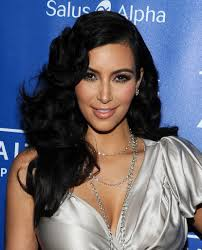 more pics of kim kardashian long curls 9 of 10 kim kardashian