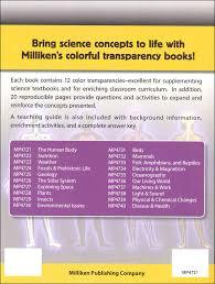 human body transparencies and reproducible worksheets 014709