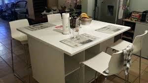 tables de cuisine ikea emejing table ilot de cuisine pictures joshkrajcik us