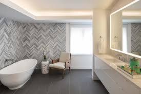 mid century modern bathroom floor tiles modern bathroom flooring