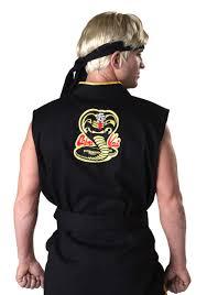 Halloween T Shirts Plus Size Plus Size Cobra Kai Costume