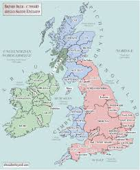 Wales England Map by Maps Of Britain And Ireland U0027s Ancient Tribes Kingdoms And Dna