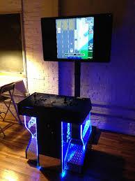 arcade2tv home arcade game cabinet with 250 arcade classics