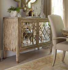 hooker living room furniture two door mirrored console surf