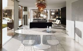 table eero saarinens tulip table and chairs beautiful saarinen